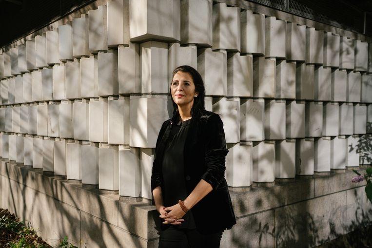 Zakia Khattabi: 'Deze manier van werken is eigenlijk revolutionair. Geen ander land in Europa pakt het al zo aan.'Beeld Wouter Van Vooren